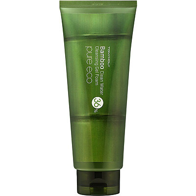 TONYMOLY Pure Eco Bamboo Clear Water Cleansing Gel