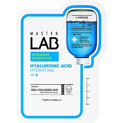 TONYMOLYMaster Lab Hyaluronic Acid Mask Sheet