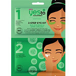 Yes to Cucumbers 2-Step Eye Kit Buh-Bye Bags & Dark Circles!