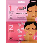 Yes to Grapefruit 2-Step Face Kit All About Face!