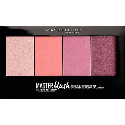 MaybellineFaceStudio Master Blush Color & Highlight Kit