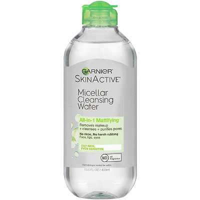 GarnierSkinActive Micellar Cleansing Water All-in-1 Mattifying