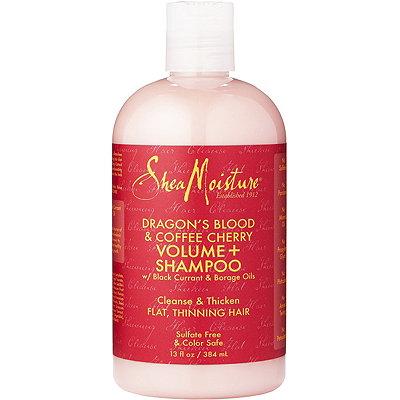 SheaMoistureDragon%27s Blood %26 Coffee Cherry Volume %2B Shampoo