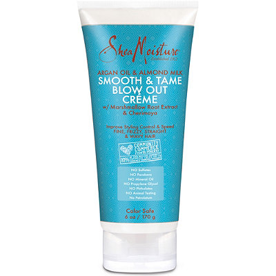 SheaMoisture Argan Oil Argan Oil %26 Almond Milk Smooth %26 Tame Blow-Out Cr%C3%A8me