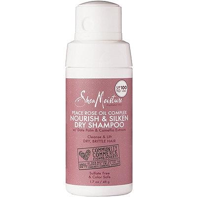 SheaMoisturePeace Rose Soften%2C Silken%2C %26 Shine Dry Shampoo