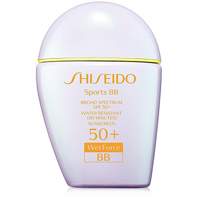 Shiseido Sports BB Broad Spectrum SPF 50%2B WetForce