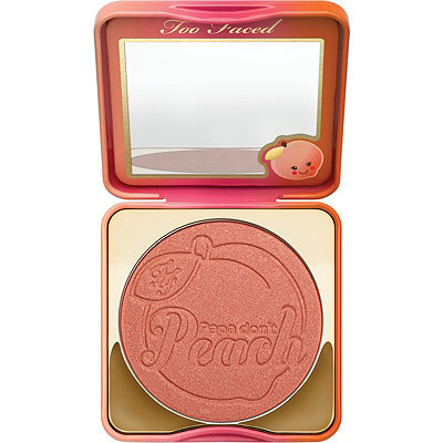 Too Faced Papa Don%27t Peach Brightening Blush