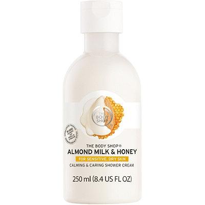 The Body ShopAlmond Milk & Honey Soothing & Caring Shower Cream