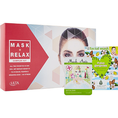 ULTAMask Skincare Sampler Box