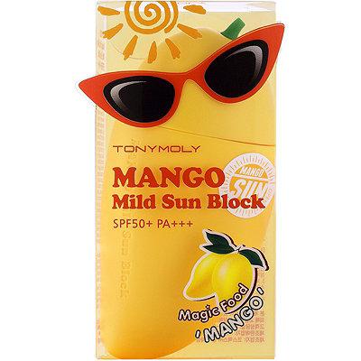 TONYMOLYMango Mild Sunblock SPF 50 Magic Food