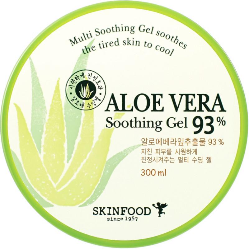 Aloe Vera 93% Soothing Gel by Skinfood #5