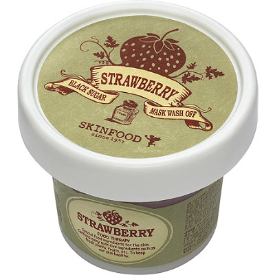 SkinfoodBlack Sugar Strawberry Mask Wash Off
