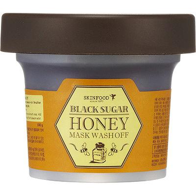 Black Sugar Honey Mask Wash Off