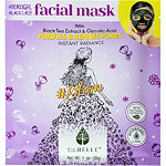Purifying Black Lace Hydrogel %23Glam Mask