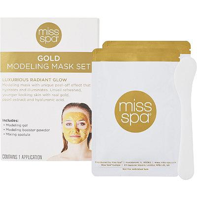 Miss Spa24K Gold Modeling Mask