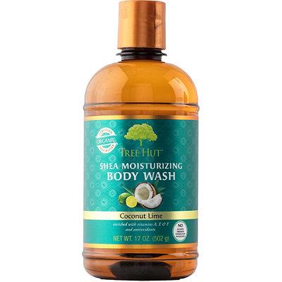 Tree HutCoconut Lime Shea Moisturizing Body Wash