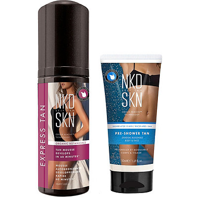 NKD SKNFast %26 Flawless Holiday Tan Kit