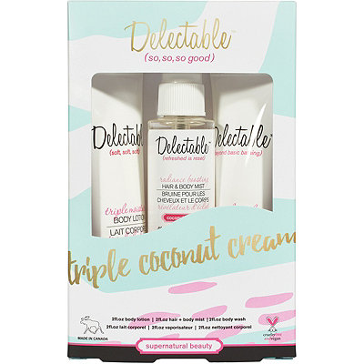 Online Only Triple Coconut Cream