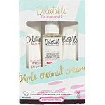 Delectable Online Only Triple Coconut Cream