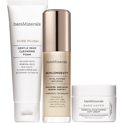 BareMinerals Purify.Empower.Moisturize%3A Normal to Dry