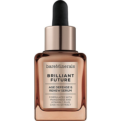 BareMinerals Brilliant Future Age Defense %26 Renew Serum