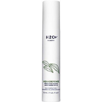 H2O PlusAquadefense Matcha Moisturizer SPF40