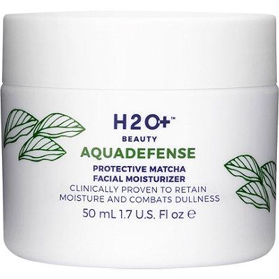 Aquadefense Matcha Facial Moisturizer