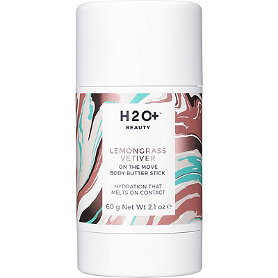H2O Plus On the Move Body Butter Stick Lemongrass Vetiver