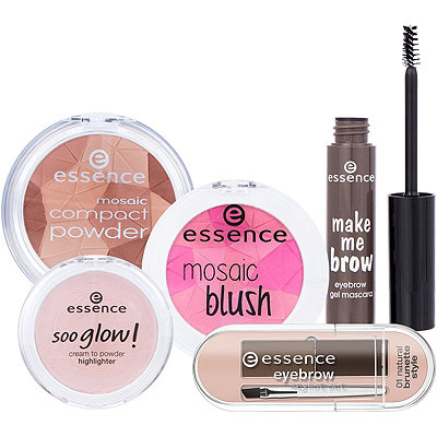 Essence Online Only Face %26 Brows %22Wow%22 Bundle