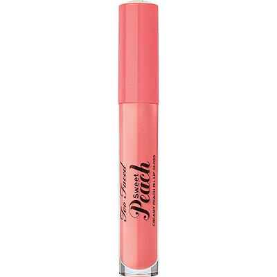 Too FacedSweet Peach Creamy Lip Oil
