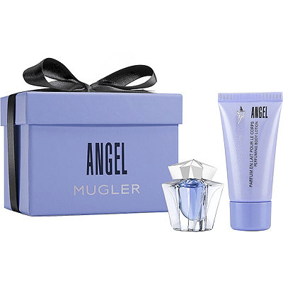 MUGLEROnline Only FREE Angel Duo w%2Fany %24120 Mugler purchase