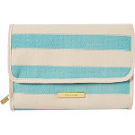 Summer Stripe Hanging Valet Teal