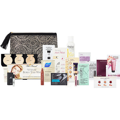 Receive a free 17-piece bonus gift with your $60 Multi-Brand purchase
