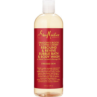 Dragons Blood & Coffee Cherry Rebound & Revive Bubble Bath & Body Wash