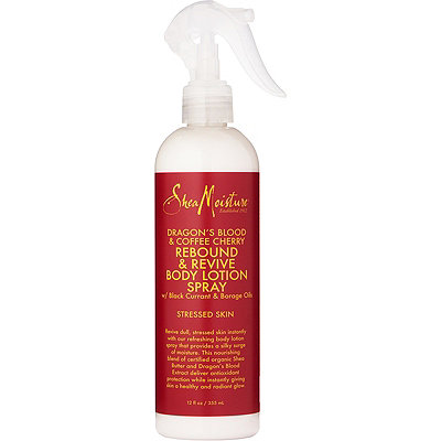 SheaMoisture Dragons Blood %26 Coffee  Cherry Rebound %26 Revive Body Lotion