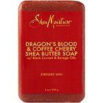 Dragon's Blood & Coffee Cherry Shea Butter Soap