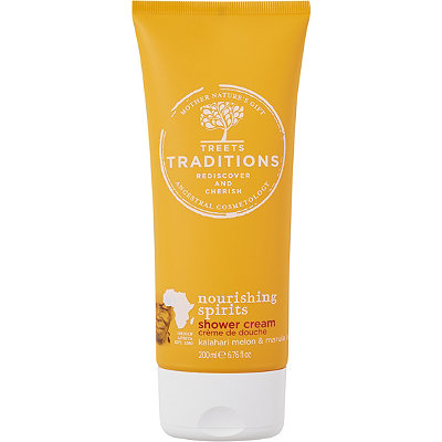 Treets Traditions Nourishing Spirits Shower Cream