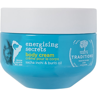 Treets TraditionsEnergising Secrets Body Cream
