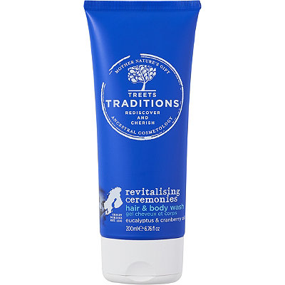 Treets Traditions Revitalising Ceremonies 2 in 1 Hair %26 Body Wash