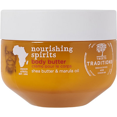 Treets Traditions Nourishing Spirits Body Butter