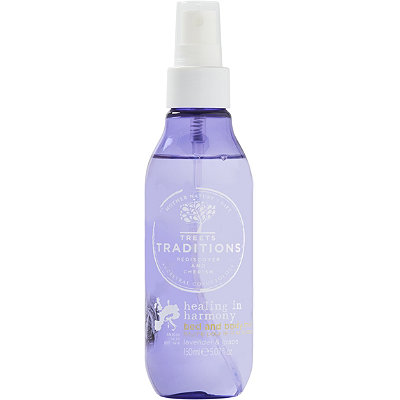 Treets Traditions Healing in Harmony Bed %26 Body Mist