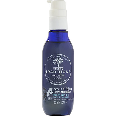 Treets TraditionsRevitalising Ceremonies Massage Oil