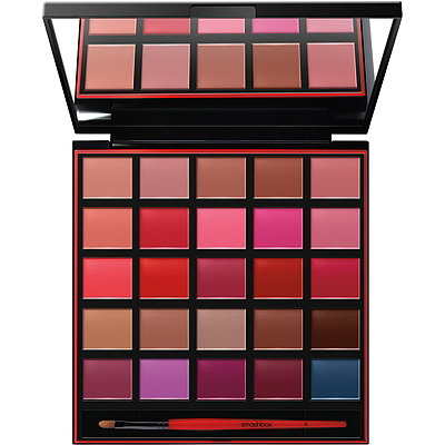 SmashboxOnline Only Be Legendary Cream Lipstick Palette