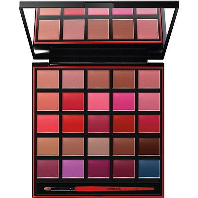 SmashboxBe Legendary Cream Lipstick Palette