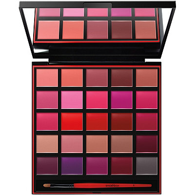SmashboxOnline Only Be Legendary Matte Lipstick Palette