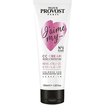 Franck Provost Color Gloss %26 Protection CC Cream Leave In Treatment