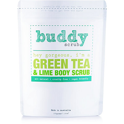 Buddy Scrub Green Tea Body Scrub
