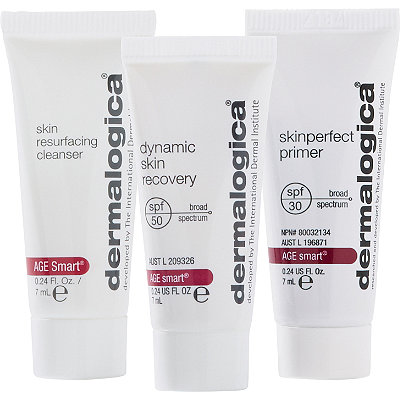 Receive a free 3-piece bonus gift with your $50 Dermalogica purchase