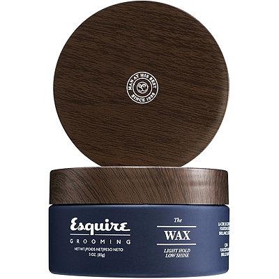 Esquire GroomingThe Wax