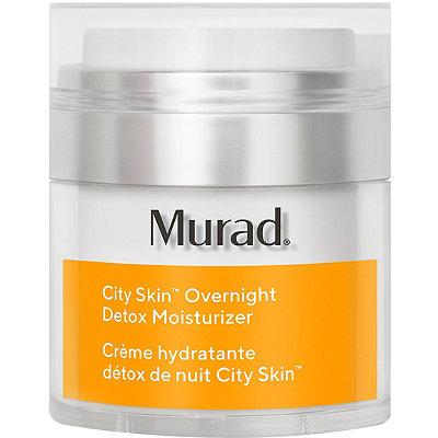 Environmental Shield City Skin Overnight Detox Moisturizer